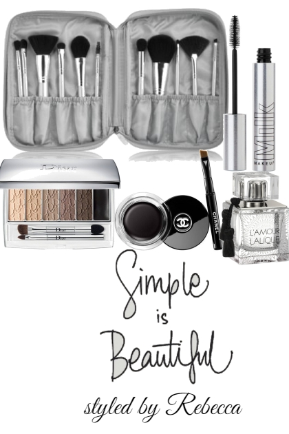 simple beauty day