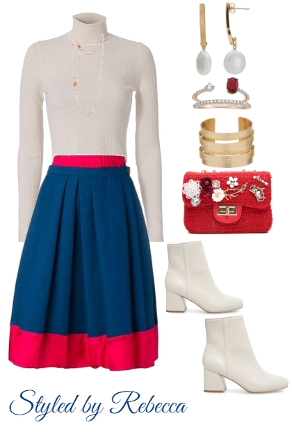 Winter Skirt Upgrade