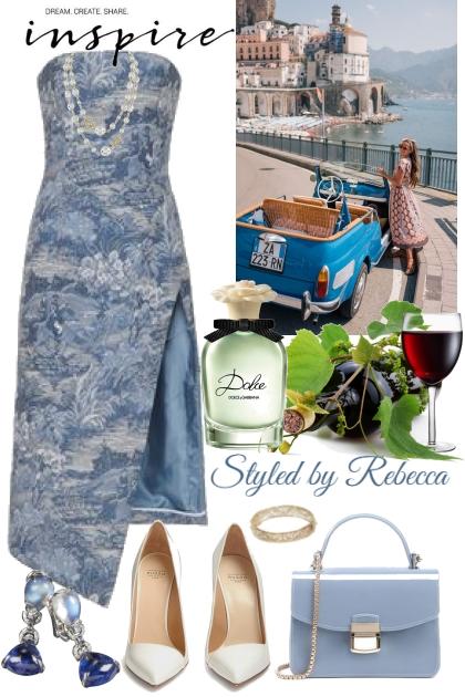 Romantic date inspired dress
