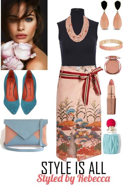 Style is all wardrobe picks