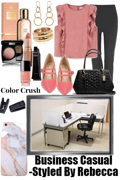 Business casual flats for the office