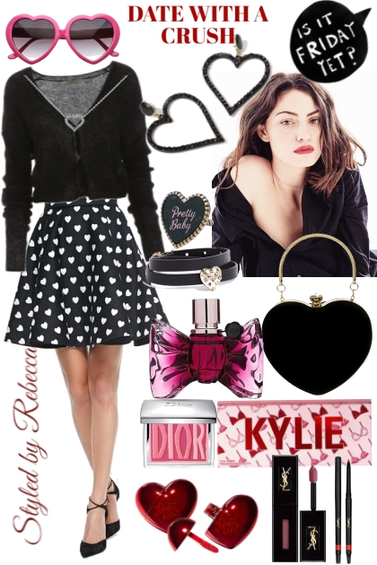 DATE WITH A CRUSH- Fashion set