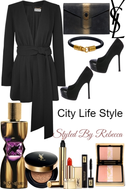 City Life Style