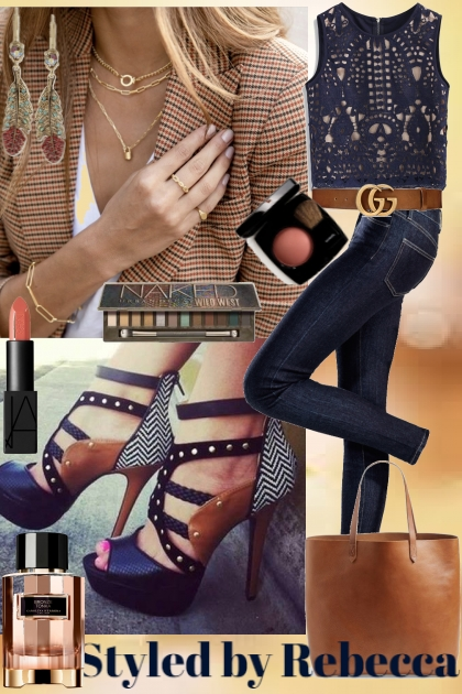 Street Style Studded Sandals