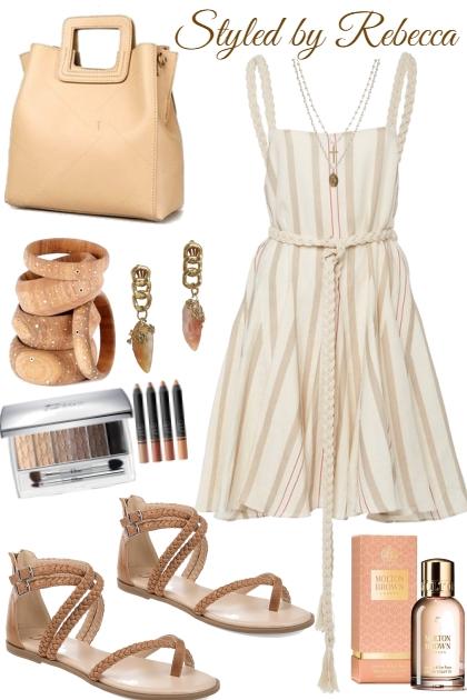 Spring 2021- Dress N Sandal Day