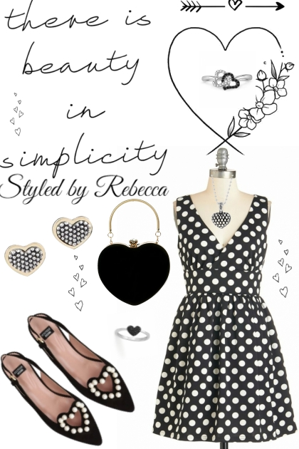 Simplicity Dots-First Date