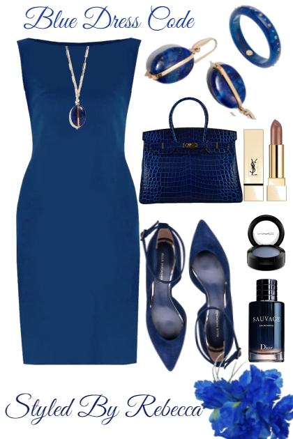 Blue Dress Code