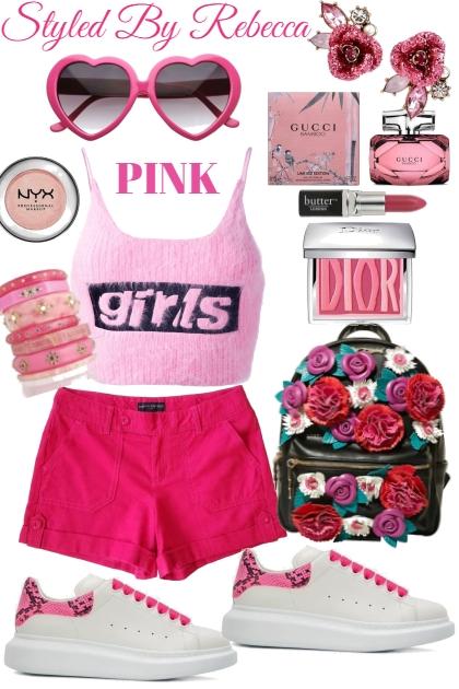 Pink Tarts