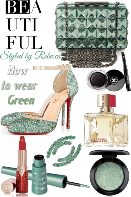 How To wear Green In Spring