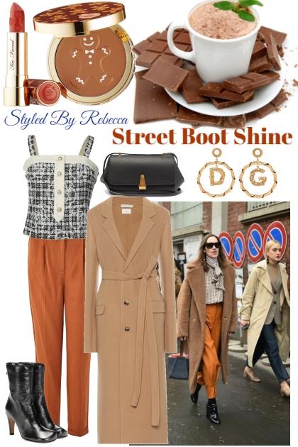 Street Boot Shine