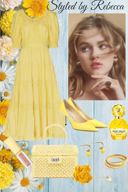 Happy yellow day