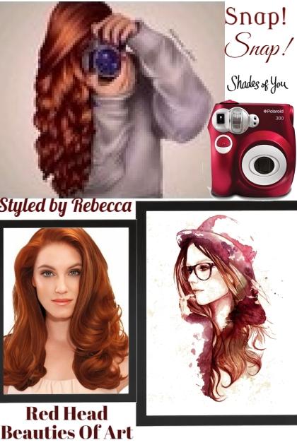 Snap! Snap Red Head Beauties