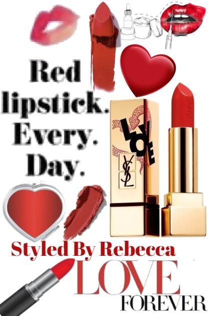 Red Lip Love