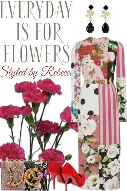 Everyday Flower Style