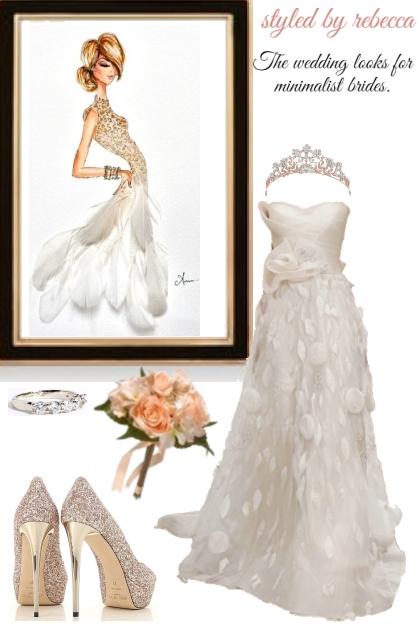 Minimalist's brides