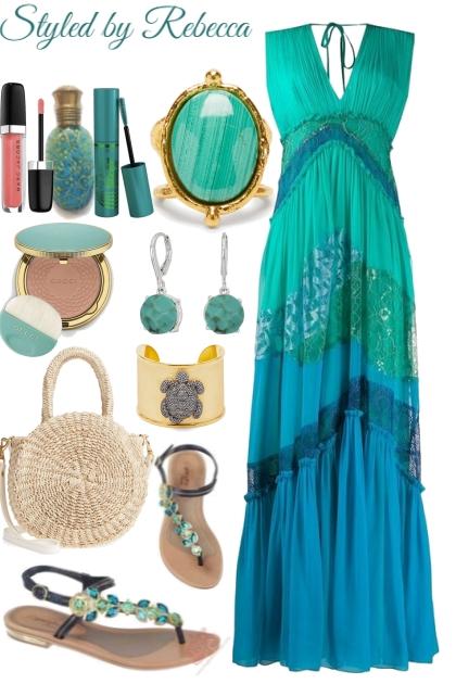 Sea dress casual