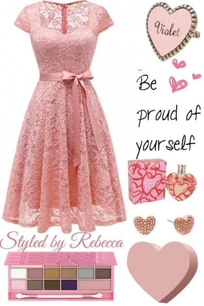 Be Proud-Spring Pink