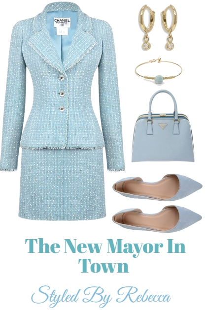 The Mayor In Town
