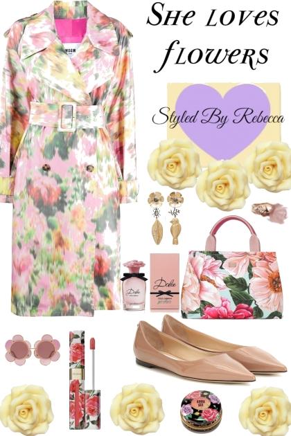 For April Flower Lovers