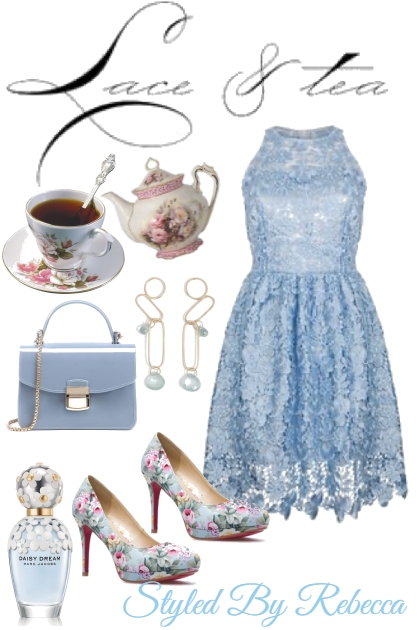 Lace and Tea