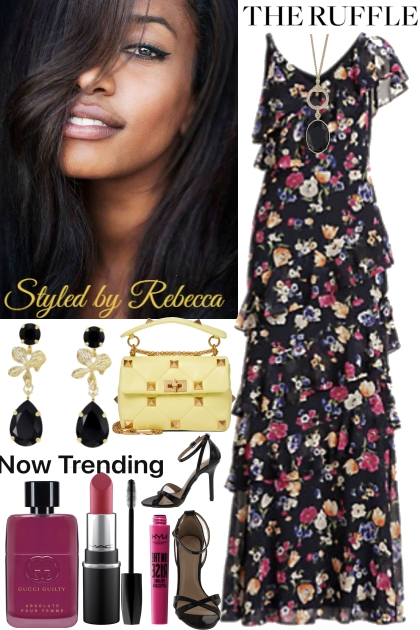 The Ruffle Floral