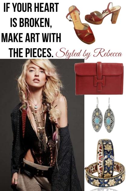 Pieces of fashion art