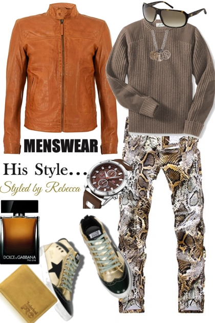 men's wear-street dudes
