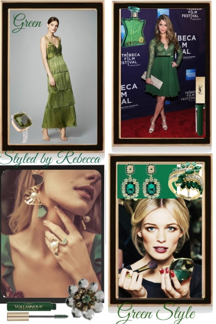 Green Style-4/19/21