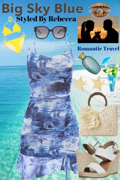 Romantic Travel-Big Blue Sky