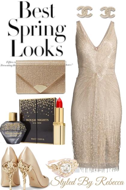 Spring Glamour For 2021