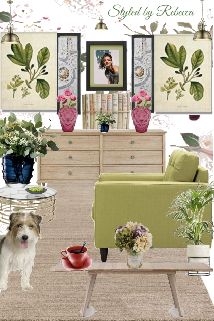Home Staging For Spring