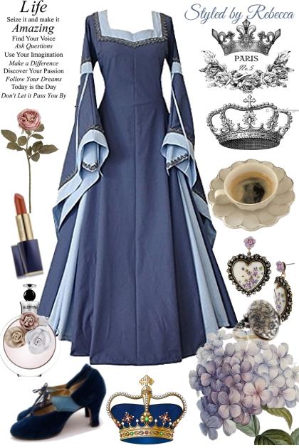 Matrine Blue
