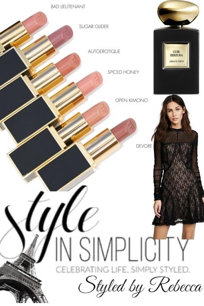 Lip Simple Sample