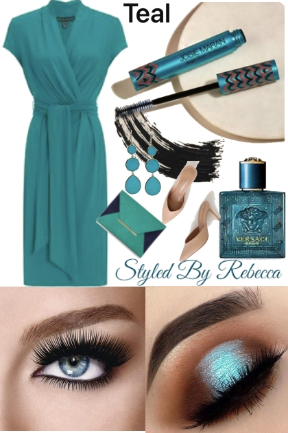 An Eye For Teal