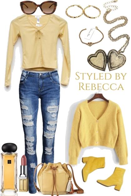 Golden Yellow Tops5/2/21