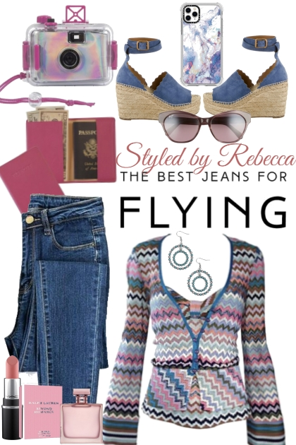 Flying Jeans For May