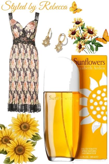 Sunflower Scent