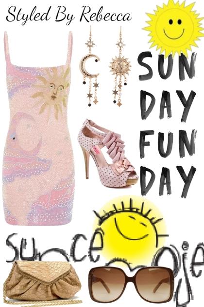 Clubbing on a Sun  Day Fun Day