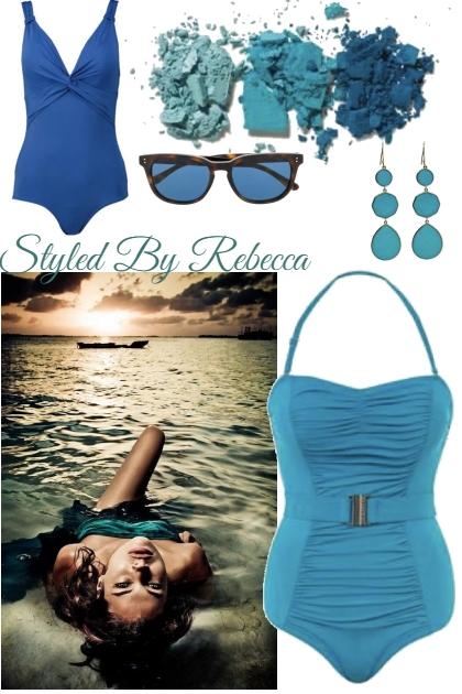 Summer Marine Blues
