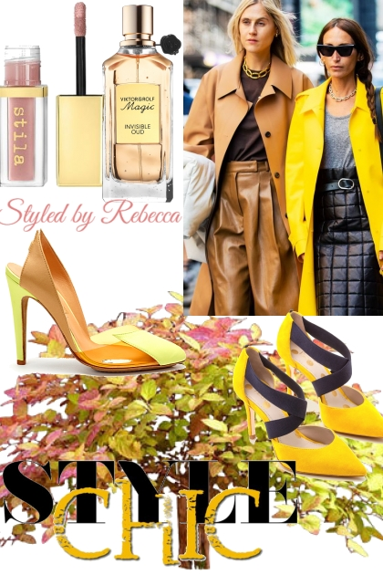 Style Chic ShoesFor 2021
