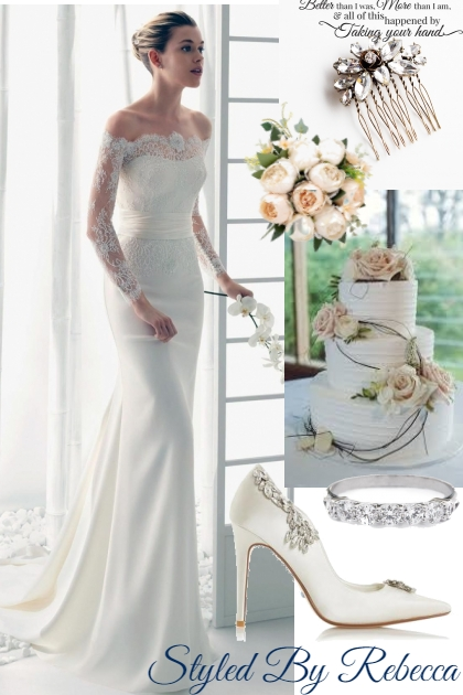 Ivory Wedding Style In May