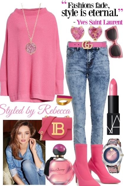 Fashion Pink Day