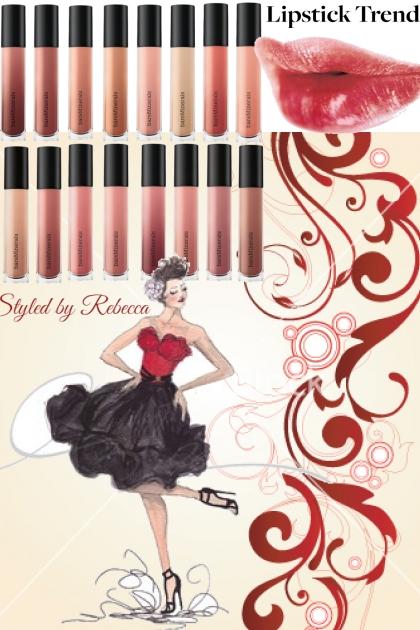 Lipstick Dolly