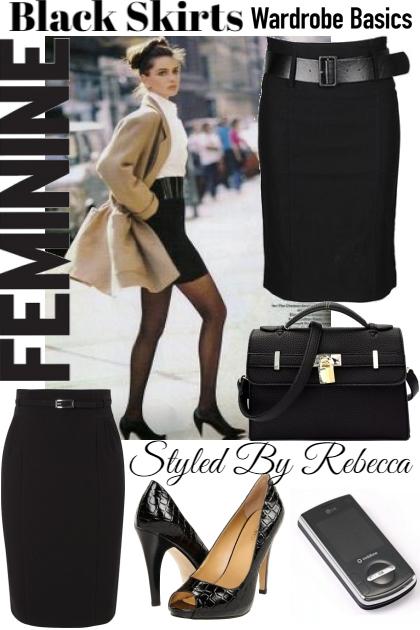Skirt Wardrobe Basics