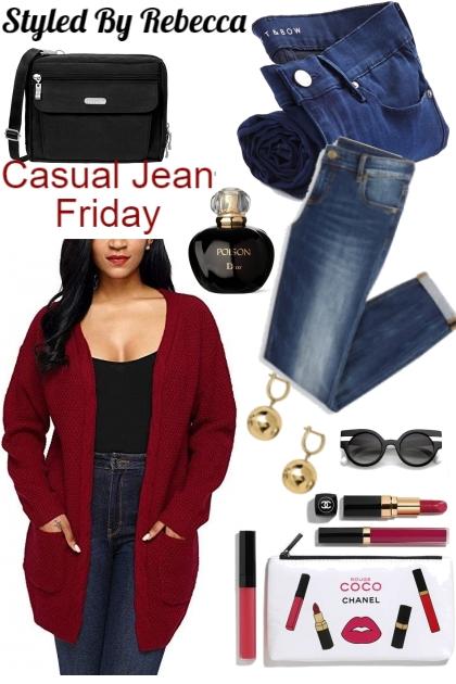 Jean Friday-7/2/21