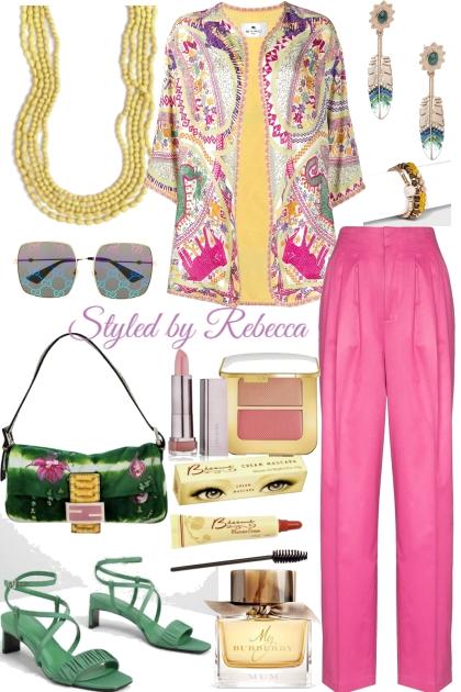Pink Summer Mardi Gras