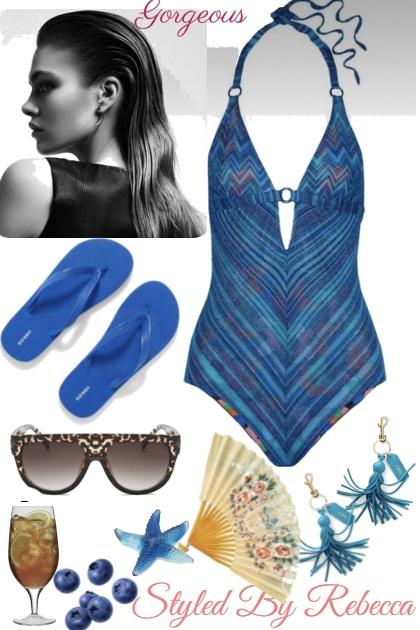 Beach Made Style- Combinazione di moda