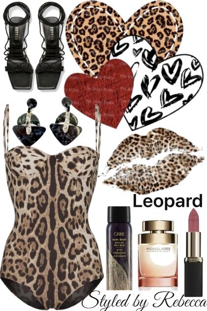 July Leopard