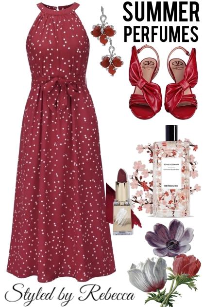 Summer Perfume Vibe