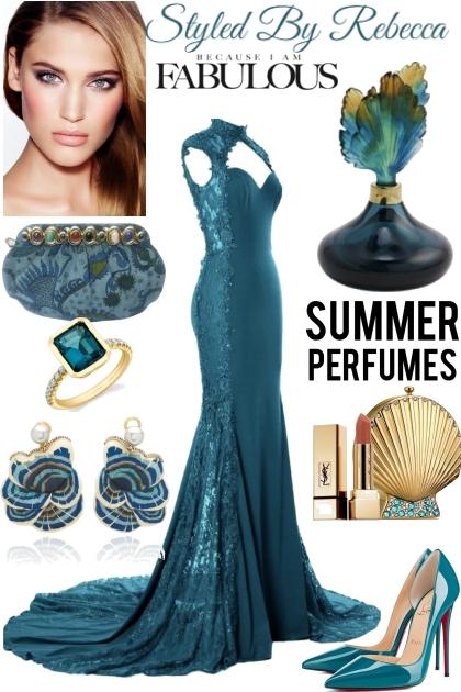 Fabulous Beach Diva- Fashion set